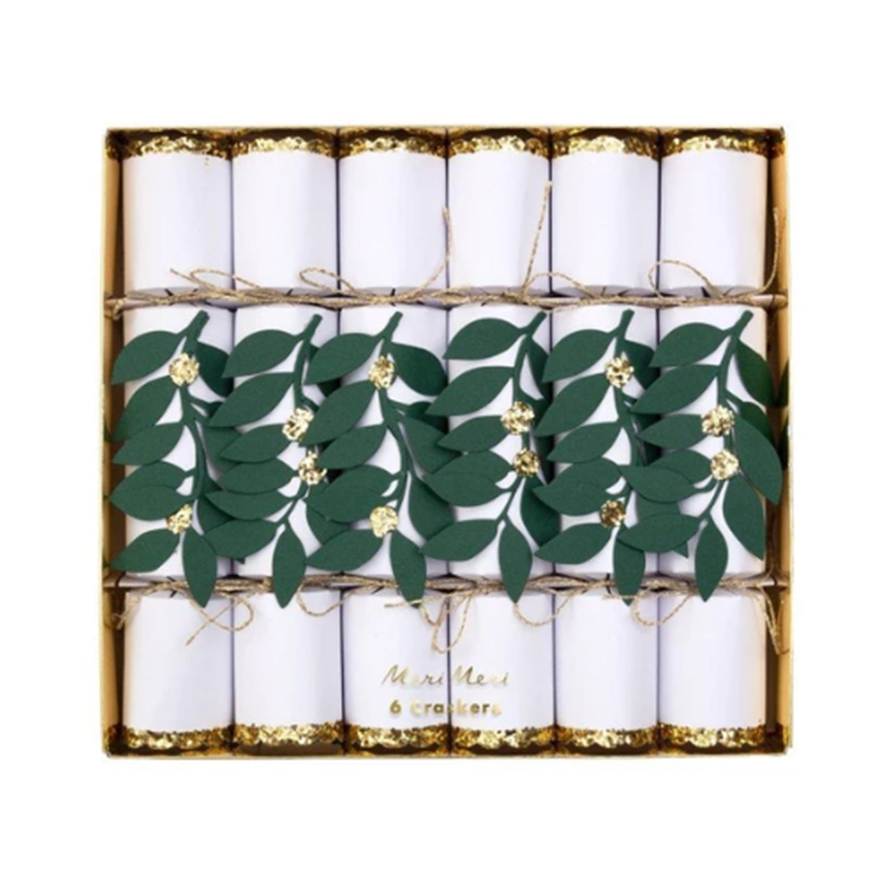 Festive Foliage Medium Crackers