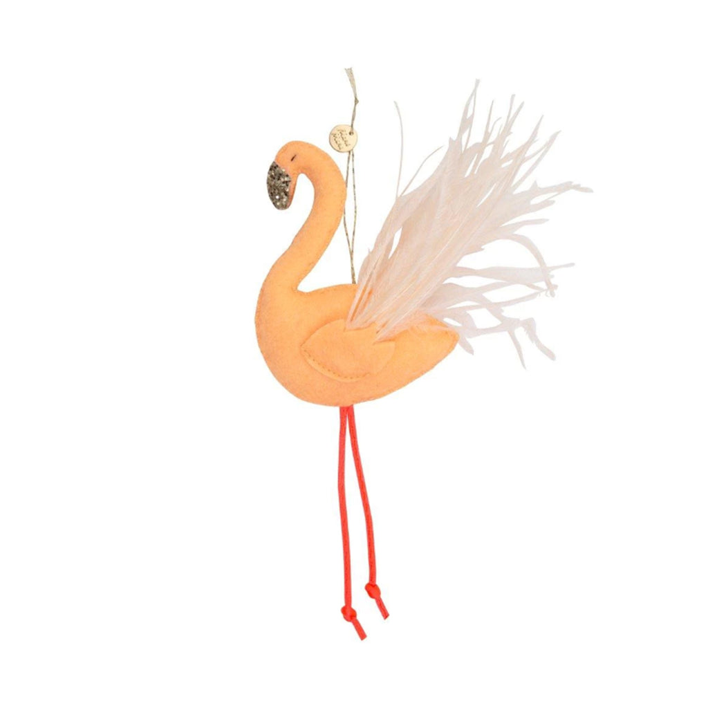 Flamingo Tree Decoration