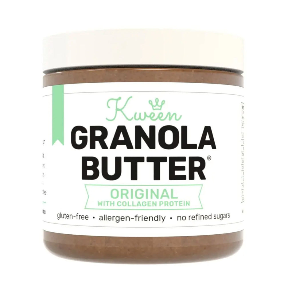 Granola Butter with Collagen Protein