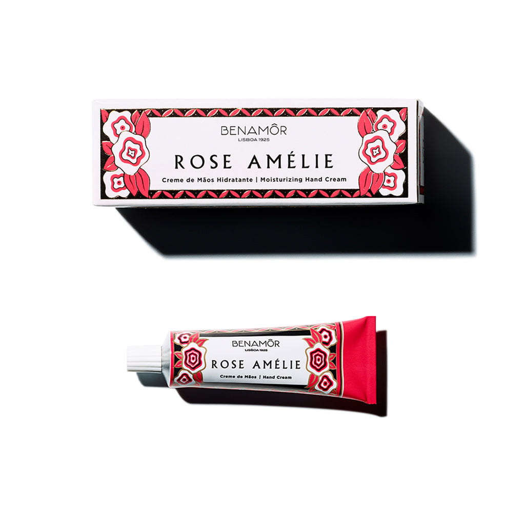 Rose Amelie Moisturizing Hand Cream