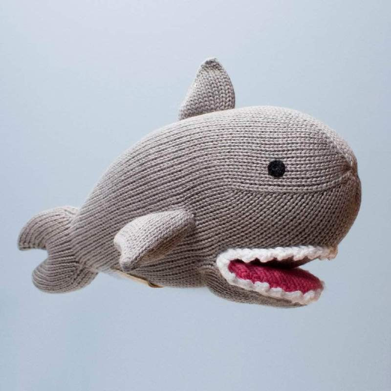 Baby Shark Stuffed Animal Toy