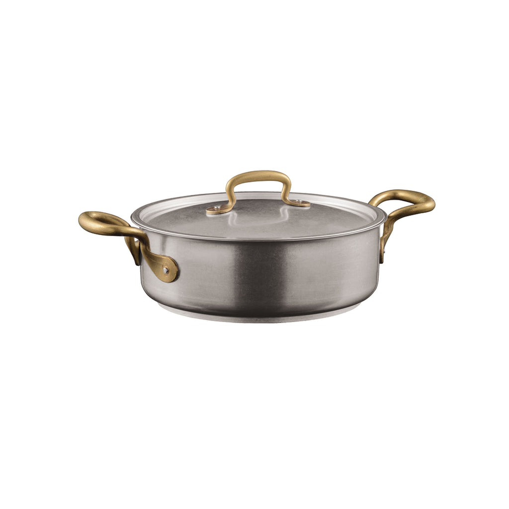 Casserole Pot with Lid, 2.6 quart