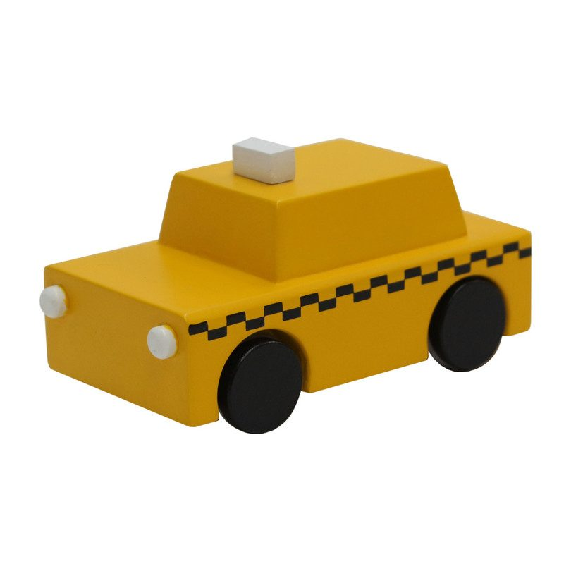 NY Taxi Wind-up Car