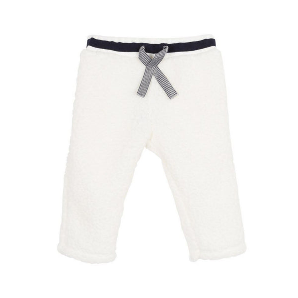 Baby Sherpa Pants, Ivory