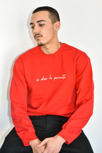 Load image into Gallery viewer, Si Dios Lo Permite Crewneck