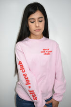 Load image into Gallery viewer, Self Love Long Sleeve