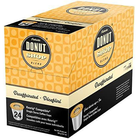 Authentic Donut Shop Decaf
