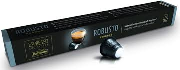 Caffitaly Nespresso Compatible - Robusto
