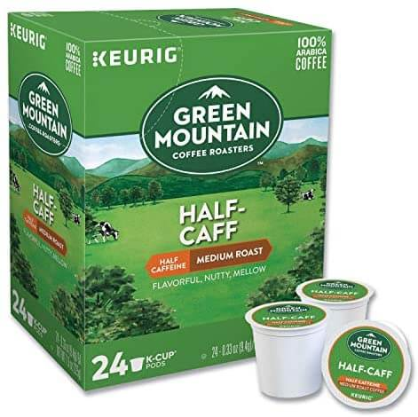 Green Mountain Half Decaf