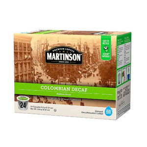 Martinson Coffee Colombian Decaf