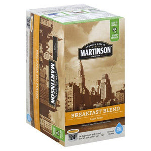 Martinson Coffee Breakfast Blend