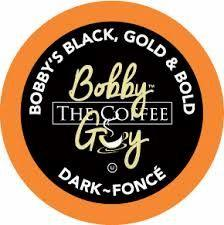 Bobby The Coffee Guy Black Gold and Bold