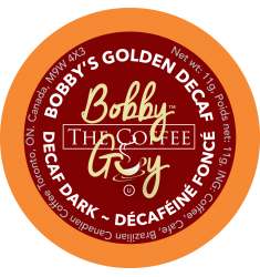Bobby The Coffee Guy- DECAF