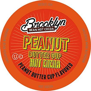Brooklyn Peanut Butter Cup Hot Chocolate