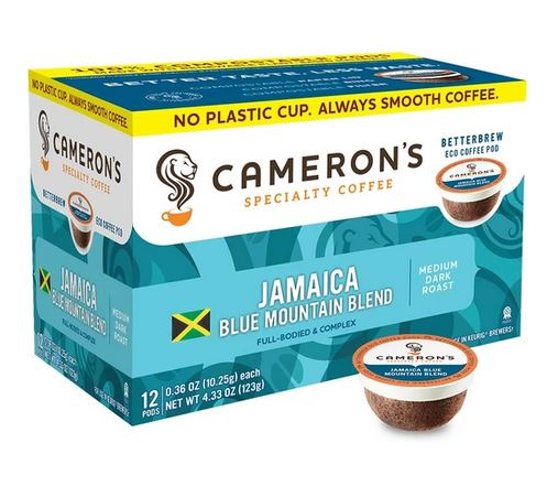 Cameron's Jamaica Blue Mountain Blend