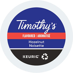 Timothys Decaf Hazelnut