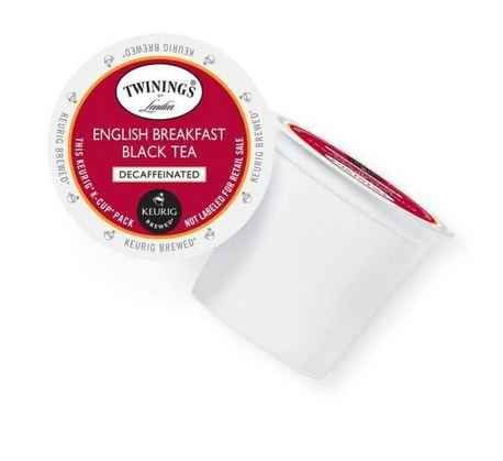 Twinings English Breakfast Decaf