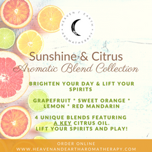Load image into Gallery viewer, Sunrise & Citrus Aromatic Blend Collection