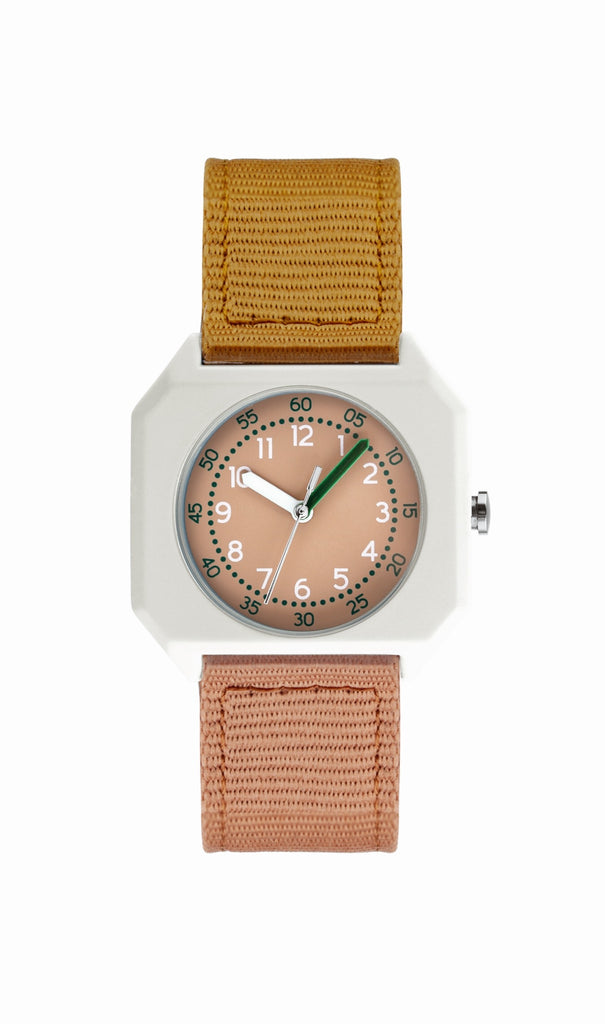 Montre enfant blanc Mini Kyomo Sunburn