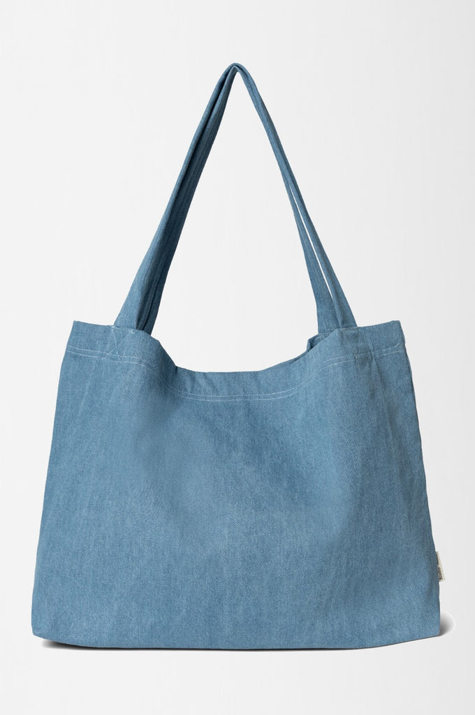 Sac Cabas Mom-Bag Denim Studio Noos - Cabas jeans Sac à langer