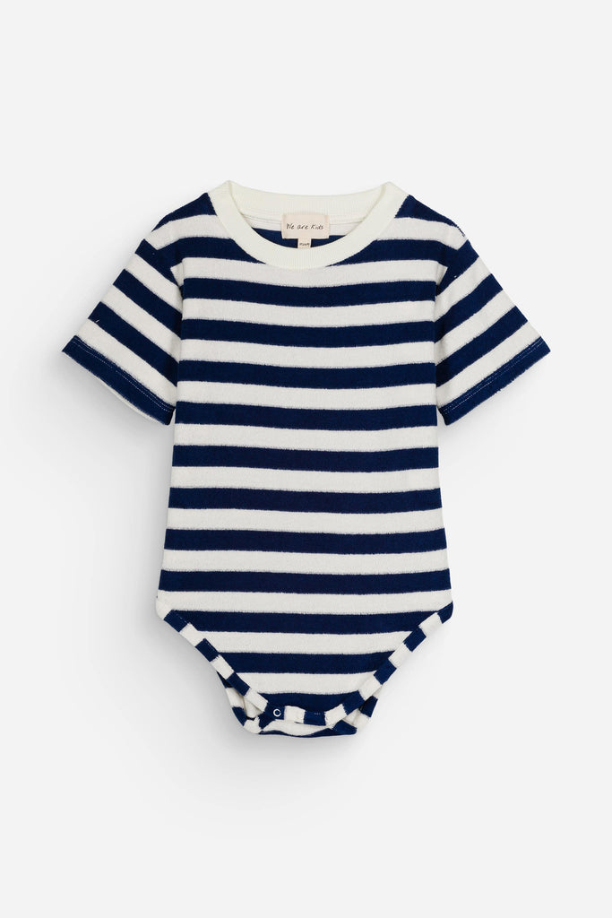 Body bébé éponge - Body Tom Marinero We are Kids Marinière enfant - Body coton bio