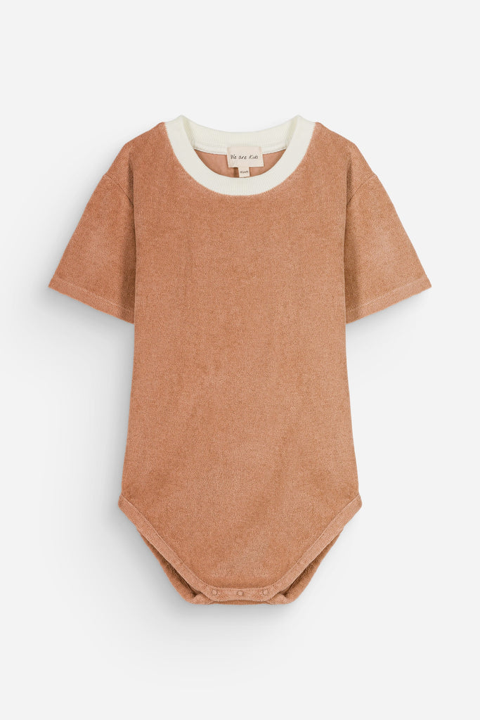 Body bébé éponge - Body Tom Sunkiss We are Kids - Body coton bio