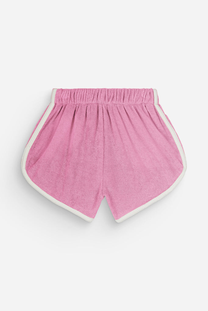 Short Juju Lilac We are Kids - Short enfant éponge coton bio