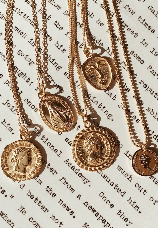 Ashley-Summer-Co-Gold-Coin-Necklaces-Singapore