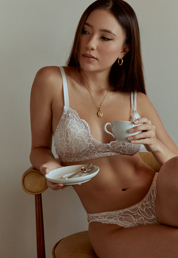 Brunch-Date-White-Lace-Lingerie-Set-Padded-Bralette-Ashley-Summer-Co