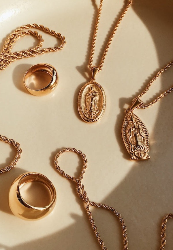 ashley-summer-co-18k-gold-plated-saint-necklaces-singapore