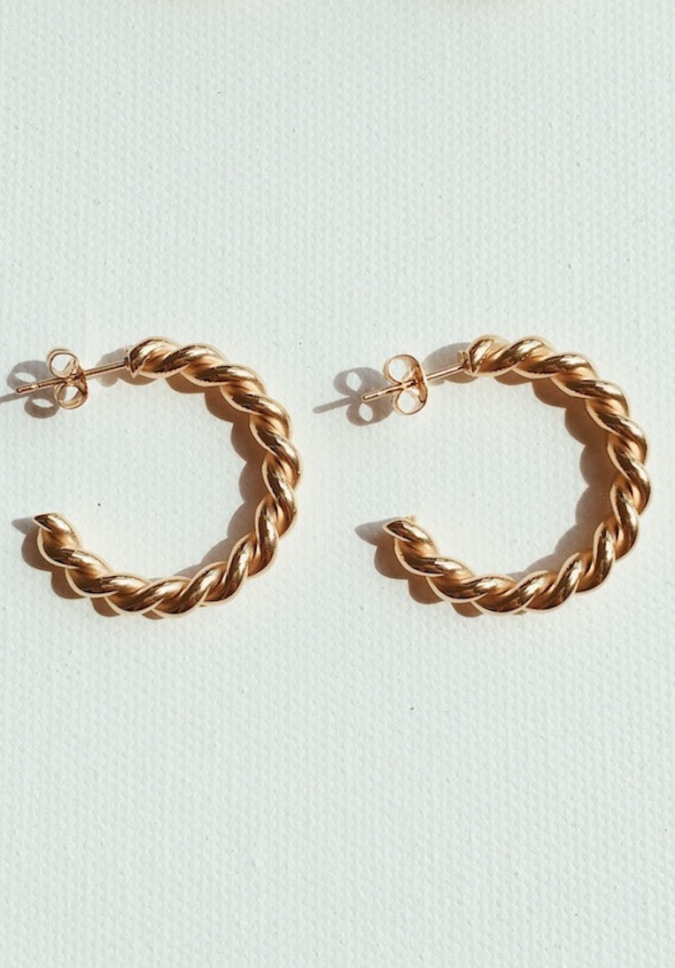ashley-summer-co-capri-2-inch-thick-gold-hoop-earrings-singapore