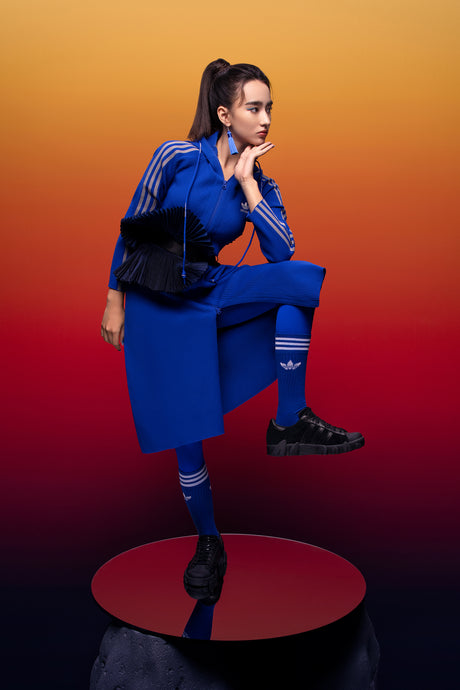 <i>Adidas by Angel Chen –</i><br>Fusing East and West