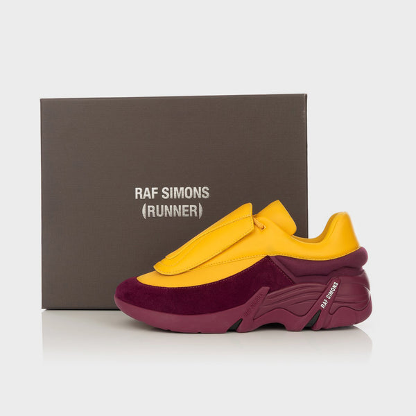 <b>The Pace Of Space</b> – <i>Raf Simons (Runner) Collection In Orbit</i>