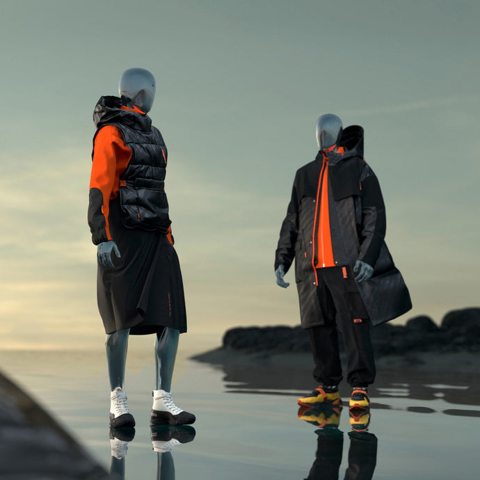 <b>For The Love Of Water</b> – <i>Puma x Central Saint Martins</i>