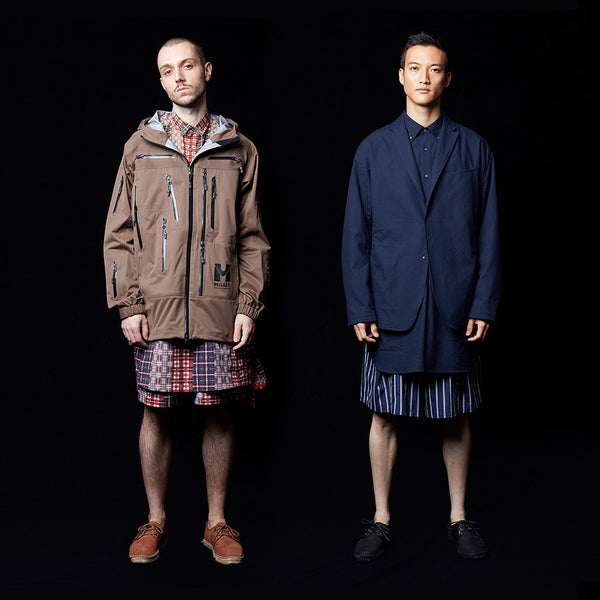 <b>Functional Repose Form</b> – <i>White Mountaineering Delivers Urban Utility</i>