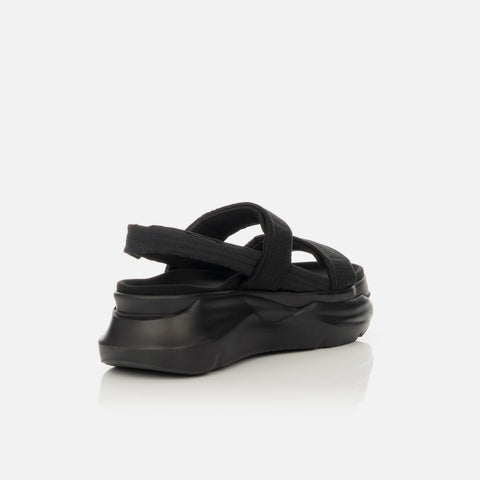 DRKSHDW by Rick Owens 'Abstract Sandals' – Black