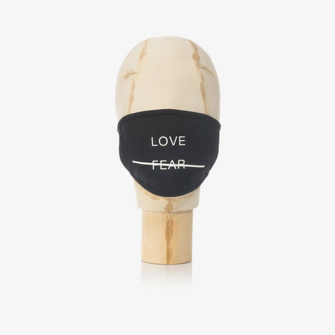 Akomplice 'Love Over Fear Mask'