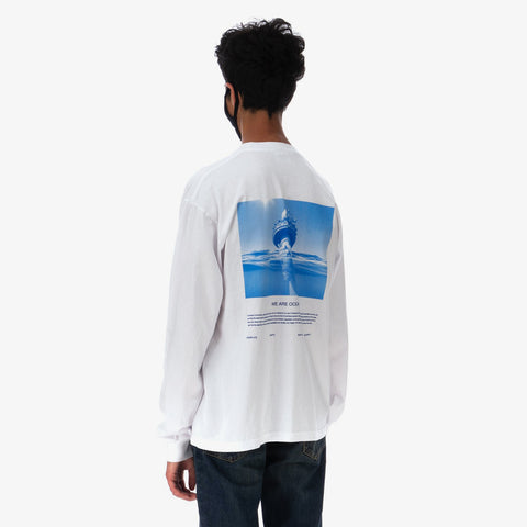 Akomplice 'We Are Ocean T-Shirt'