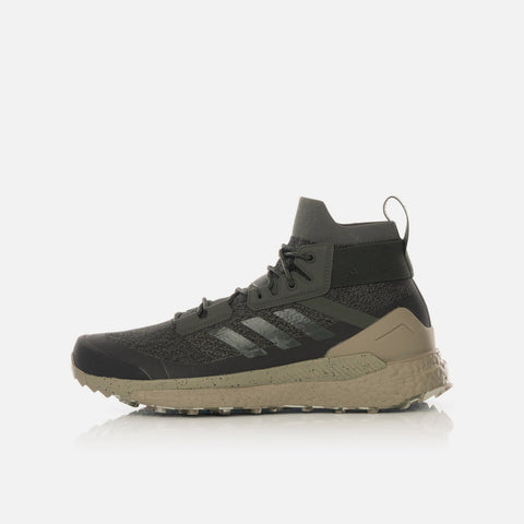 Adidas by Parley 'Terrex Free Hiker' – Legend Earth / Trace Cargo