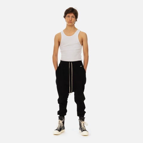 DRKSHDW by Rick Owens 'Prisoner Drawstring Pants' – Black
