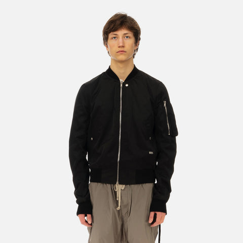 DRKSHDW by Rick Owens 'Flight Bomber Jacket' – Black