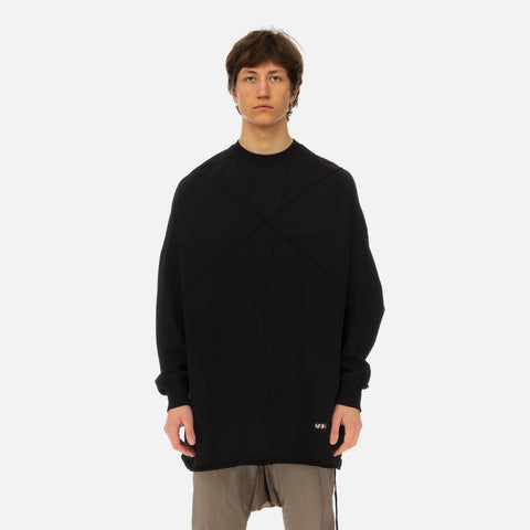 DRKSHDW by Rick Owens 'Crater Tunic' – Black