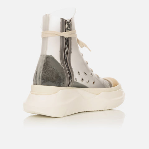 DRKSHDW by Rick Owens 'Abstract Sneaks' – Transparent / Milk