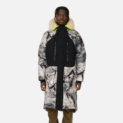 Griffin 'Reversible Sleeping Bag Coat'