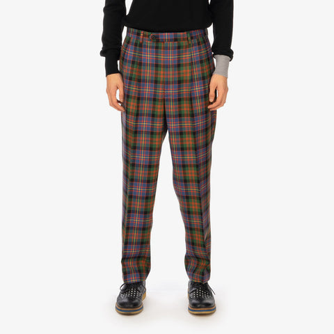 LC23 'Check Trousers'