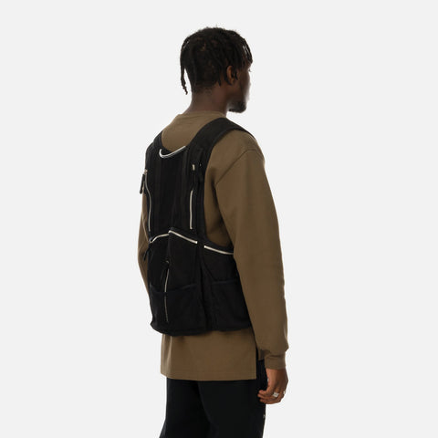 Neighborhood 'Mil-Pack / C-Vest' – Black