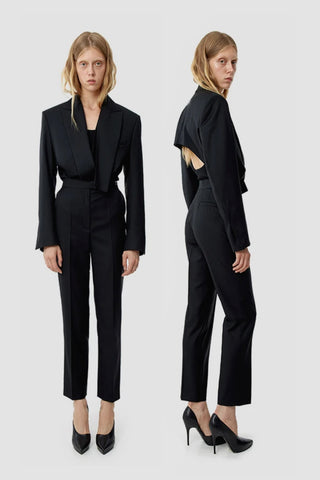 TTSWTRS 'Cigarette Pants' and 'Jacket Bodysuit'