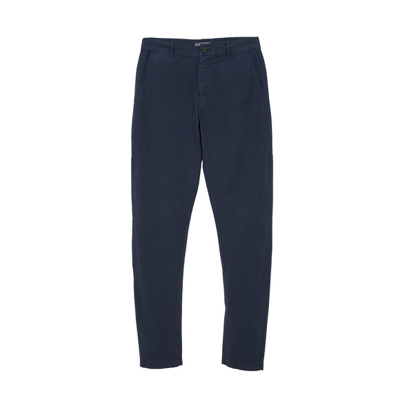 Hansen | 'Fred' Regular Fit Trousers Atlantic - Concrete