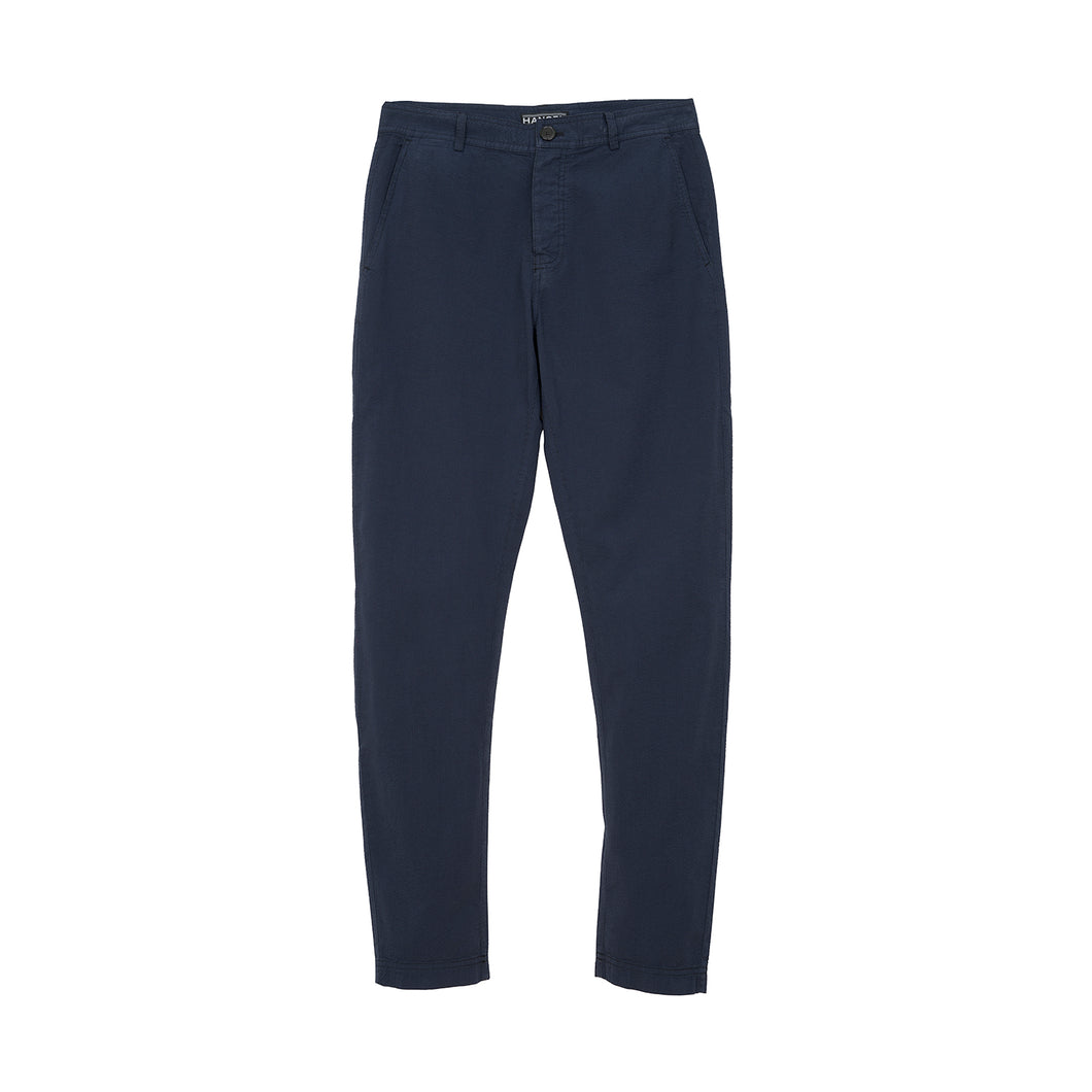 Hansen 'Fred' Regular Fit Trousers Atlantic
