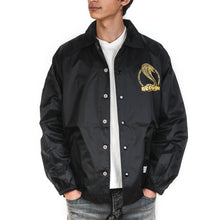 Load image into Gallery viewer, Bedwin 'Jill' L/S Coach Jacket Black
